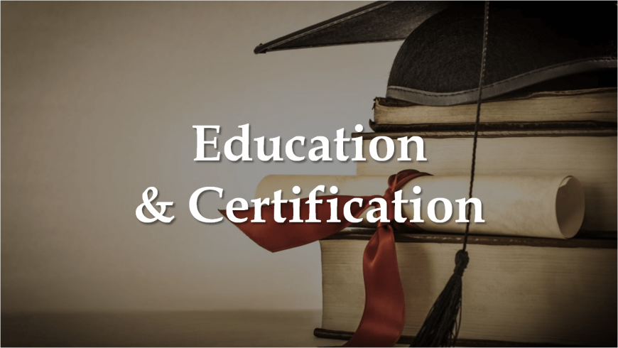 education-certification-koumentakis-and-associates-expertise-sectors