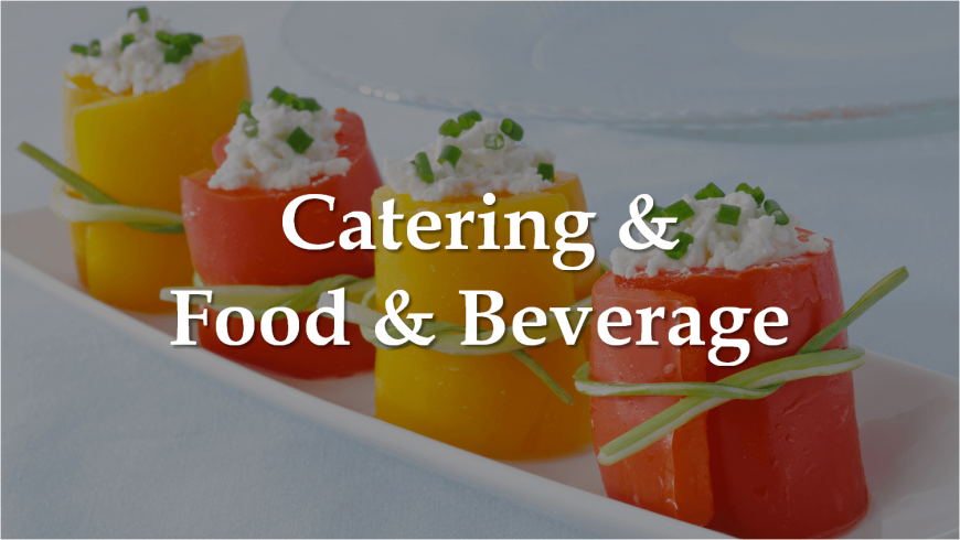 catering food beverage-koumentakis-and-associates-expertise-sectors