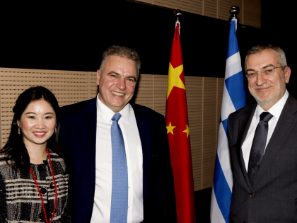Legal Support Of The Greek – Chinese Association