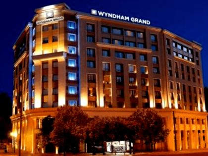 Legal Support of Wyndham Grand Athens