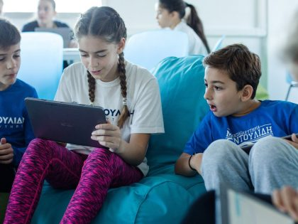 E. Mandoulides Schools Stand out As Microsoft Showcase Schools