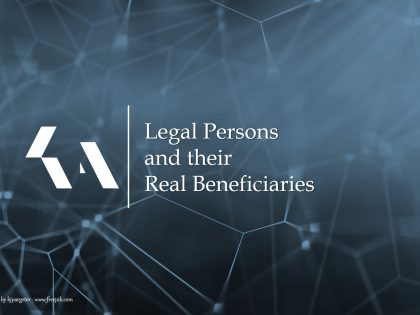Legal Persons and their Real Beneficiaries