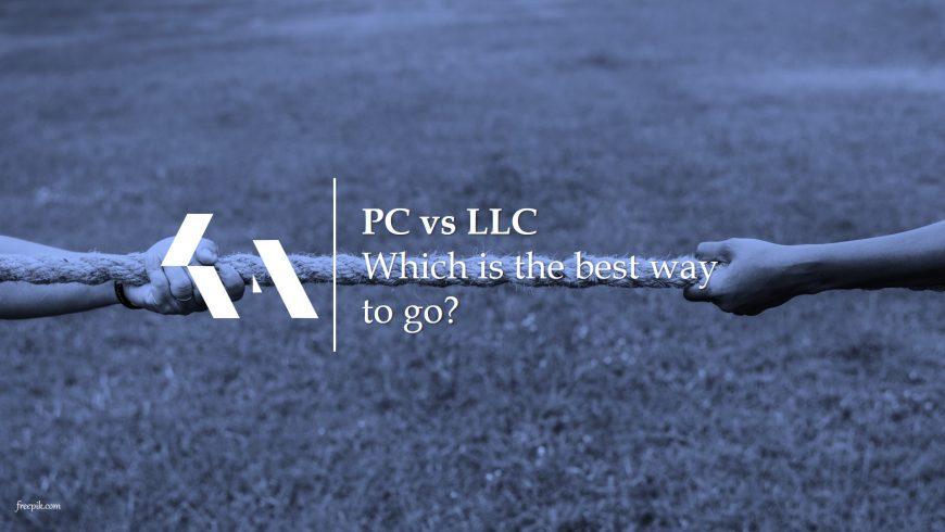 PC vs LLC
