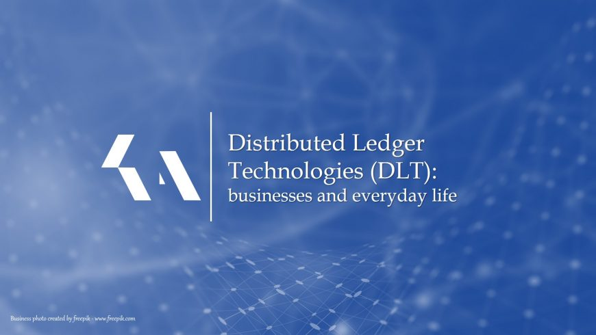 distributed ledger technologies - dlt