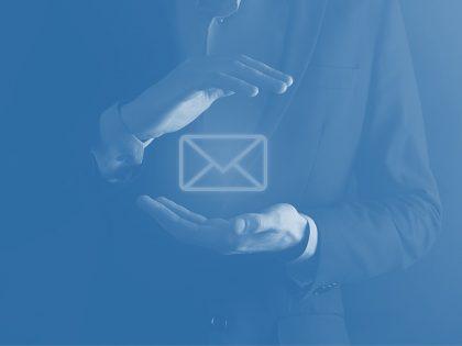 e-mail εργαζομένου